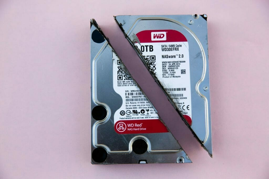 protect your data with backups